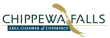Chippewa Falls Area Chamber of Commerce logo