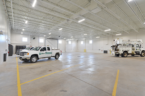 Chippewa Valley Electric Cooperative, a Hudson Electric commercial/industrial electrical client
